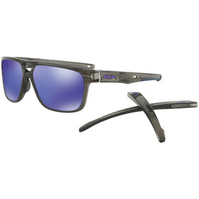 Oakley Crossrange Patch Brillenglas grijs/violet